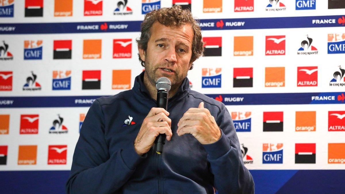 Rugby - XV de France : Galthié revient sur le coup de sang de Vahaamahina…