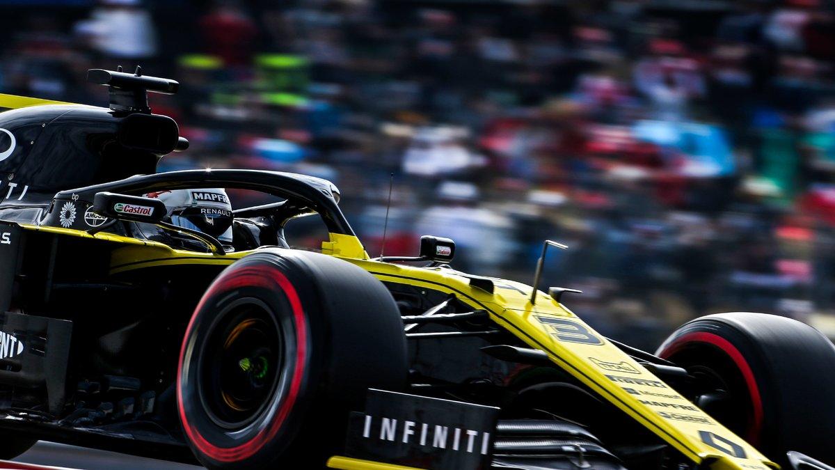Formule 1 : Daniel Ricciardo affiche ses ambitions pour 2020 !