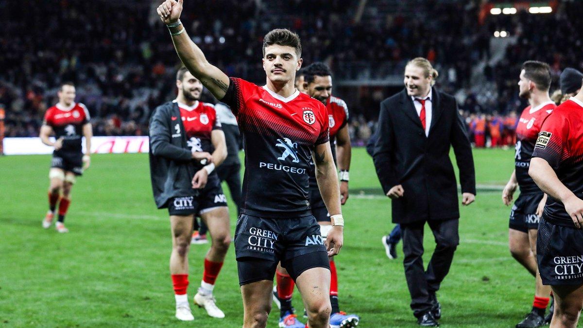 Rugby - Top 14 : Ntamak revient sur l'exploit du Stade Toulousain !