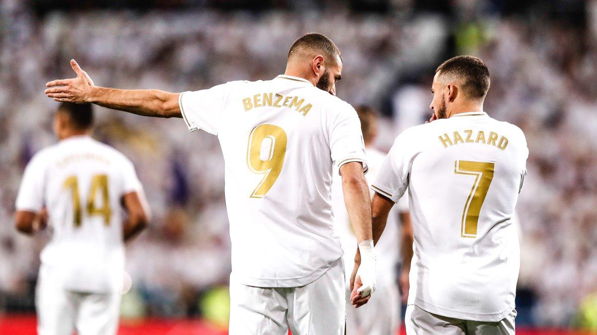 Real Madrid - Polémique : Hazard ironise sur l'absence de Benzema en équipe de France !