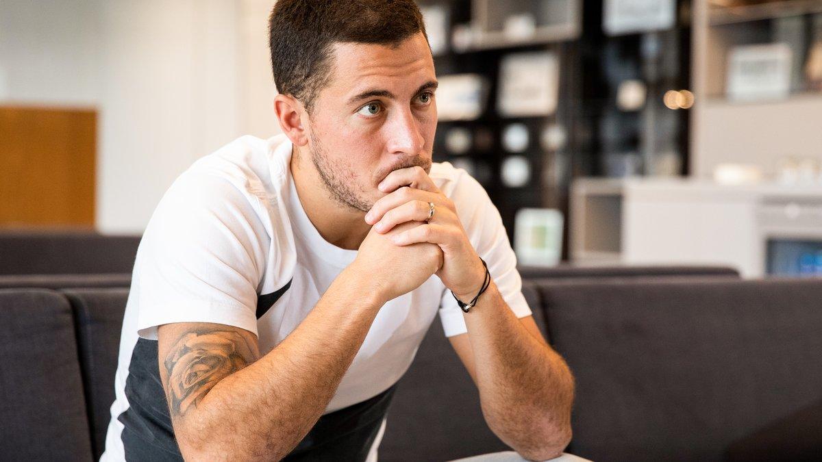 Real Madrid : Eden Hazard revient sur la défaite face aux Bleus au Mondial…