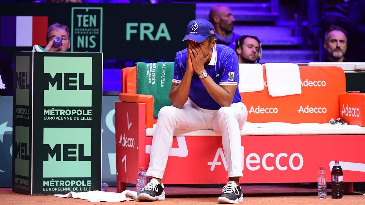 Tennis : Noah peste de nouveau contre la nouvelle formule de la Coupe Davis !