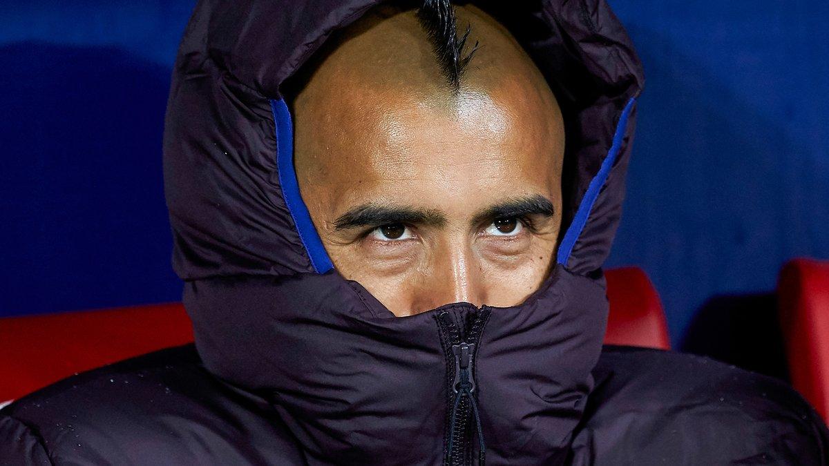 Mercato - Barcelone : Conte prêt à relancer le dossier Vidal ?