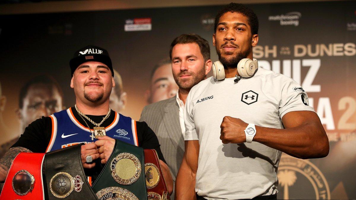 Boxe : Tyson prévient Joshua avant la revanche face à Ruiz Jr !