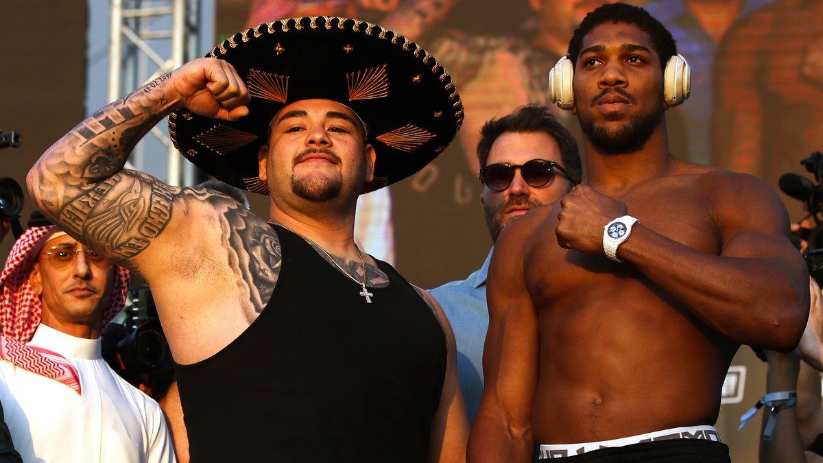 Boxe : Anthony Joshua évoque le premier échec d'Andy Ruiz Jr !
