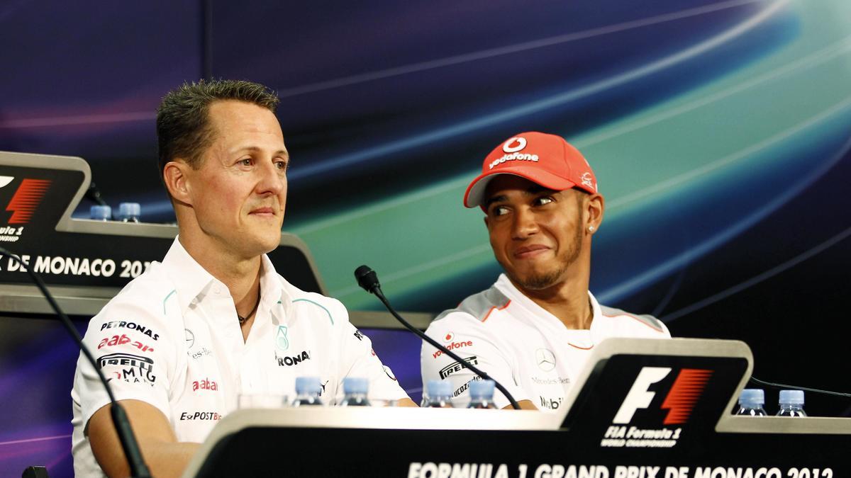 Formule 1 : Alonso ose la comparaison entre Hamilton et Schumacher !