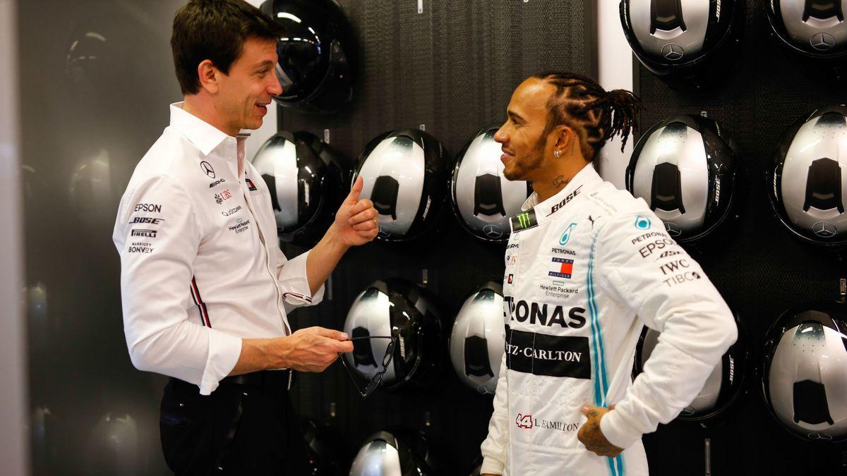 Formule 1 : Mercedes fait une annonce concernant l'avenir de Lewis Hamilton…