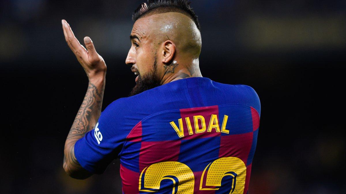 Mercato - Barcelone : La grande annonce de ce prétendant d'Arturo Vidal !