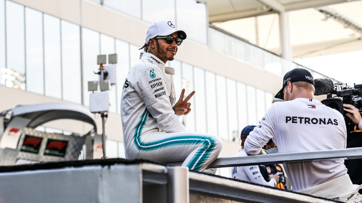 Formule 1 : Mercedes affiche sa confiance sur la prolongation d'Hamilton !