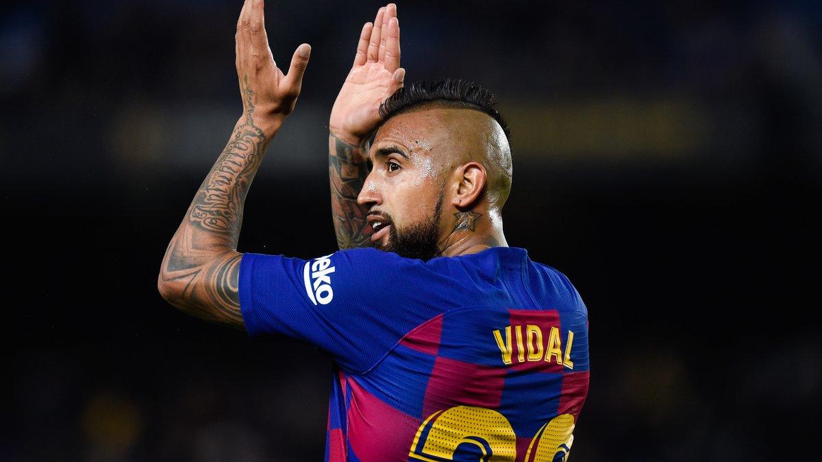 Mercato - Barcelone : La mise au point de Valverde pour Arturo Vidal !