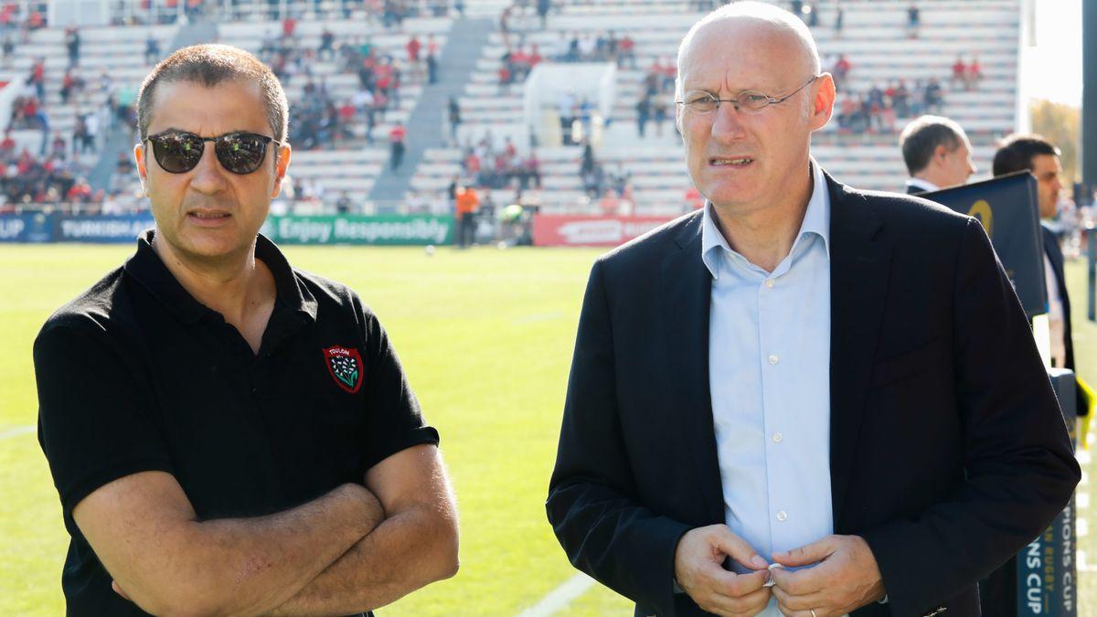 Rugby : Bernard Laporte envoie un message fort à Mourad Boudjellal…