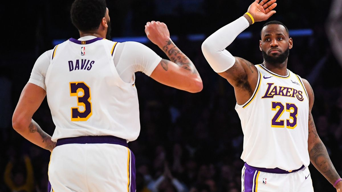 Basket - NBA : Anthony Davis revient sur sa grosse discussion avec LeBron James !