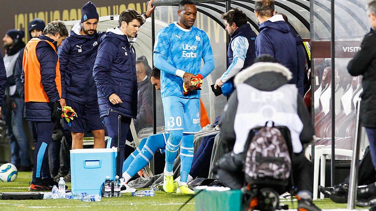 OM : Marseille sort du silence pour Mandanda…