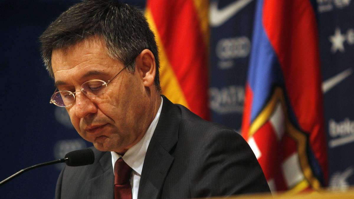 Mercato - Barcelone : Bartomeu fragilisé par le départ de Valverde ?