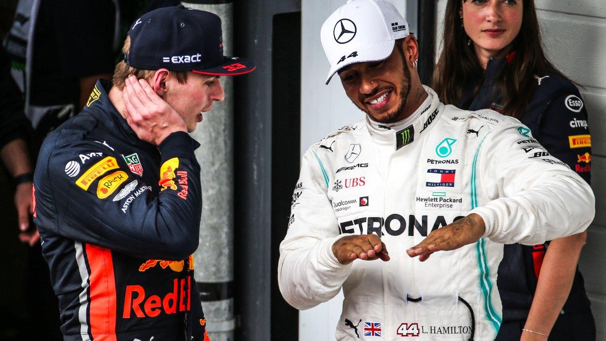 Formule 1 : Rosberg avertit Hamilton face à la menace Verstappen !