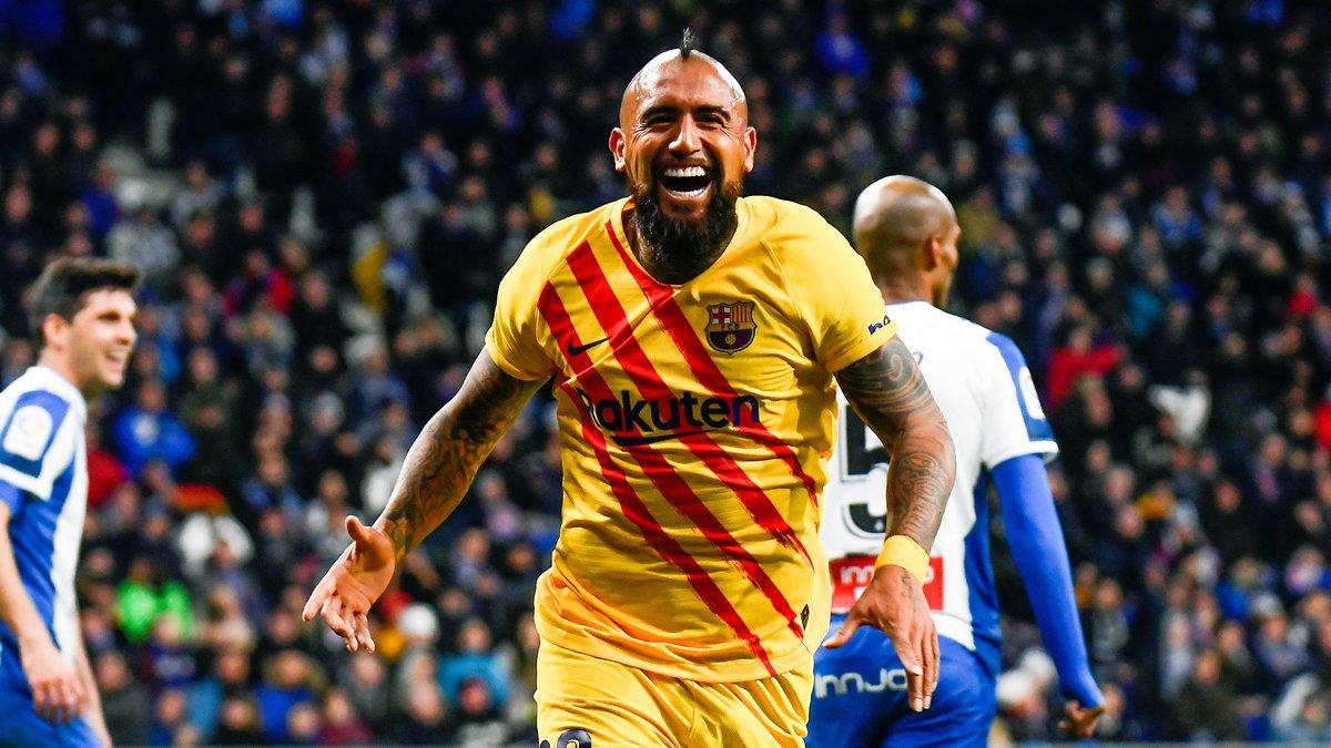 Mercato - Barcelone : Setién annonce la couleur pour l'avenir d'Arturo Vidal !