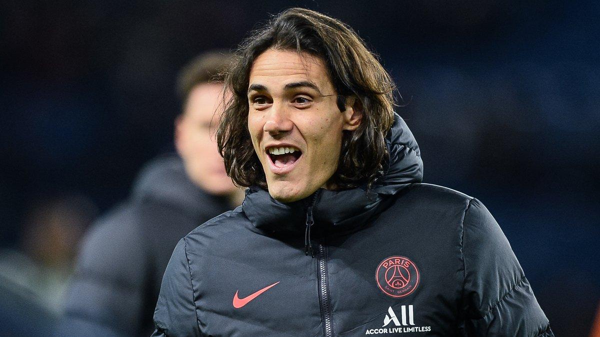 EXCLU - Mercato - PSG : Manchester United fonce sur Cavani !