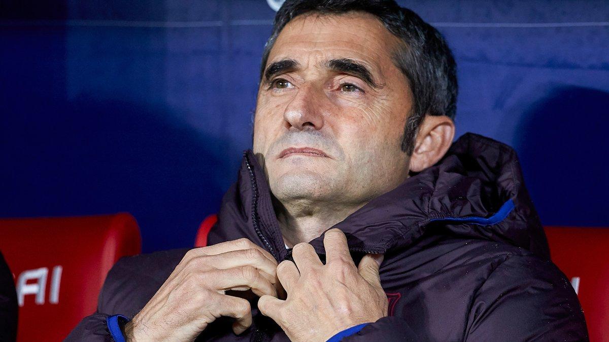 Mercato - Barcelone : Un incroyable geste de Valverde après son licenciement ?