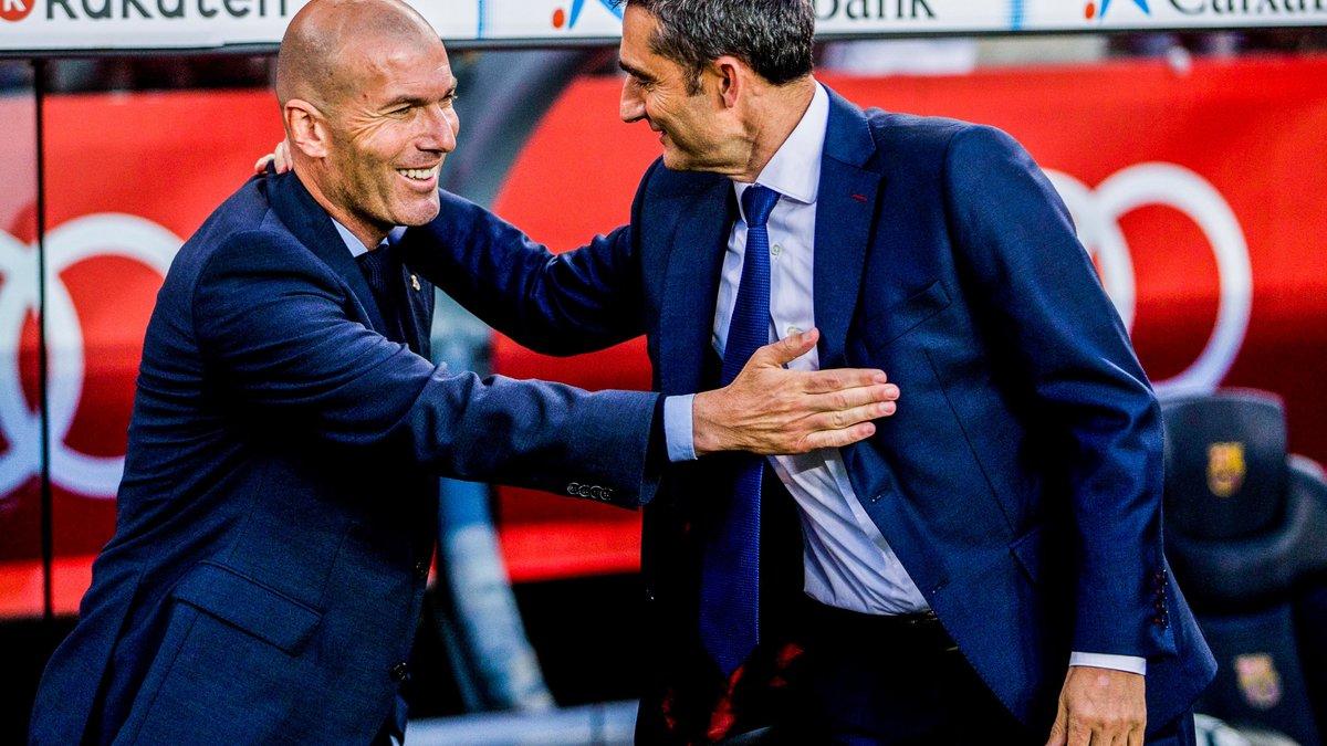 Mercato - Barcelone : Valverde reçoit un message très fort de… Zidane !