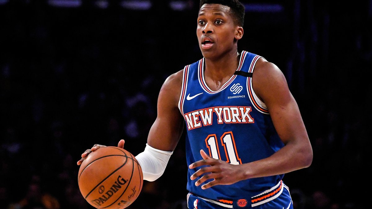 Basket - NBA : La grande annonce de Ntilikina sur son avenir chez les Knicks !