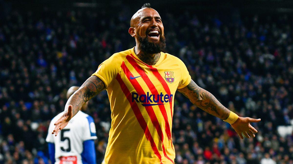 Mercato - Barcelone : Cette énorme annonce sur l'avenir d'Arturo Vidal !