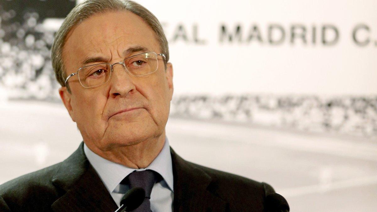Mercato - Real Madrid : Cette cible de Pérez qui veut taper dans l'oeil du Barça !