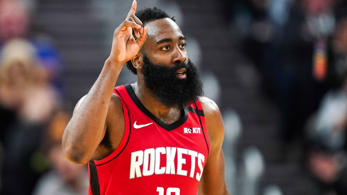 Basket - NBA : James Harden annonce la couleur pour le titre