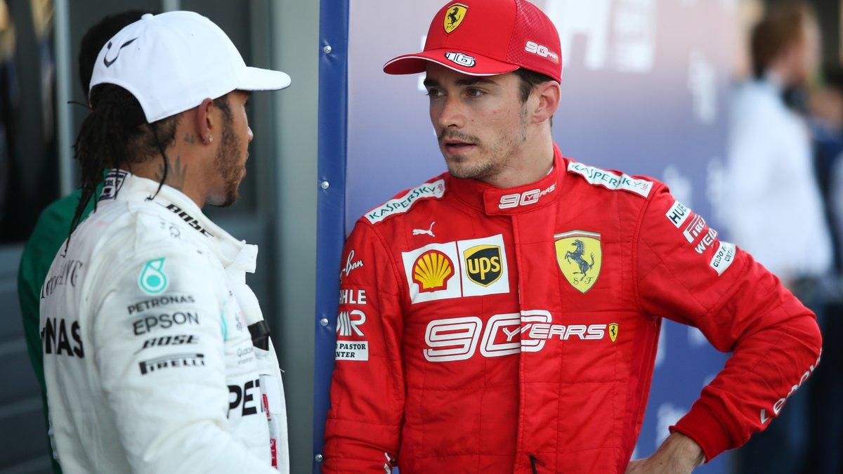 Formule 1 : La sortie forte de Charles Leclerc pour Lewis Hamilton !