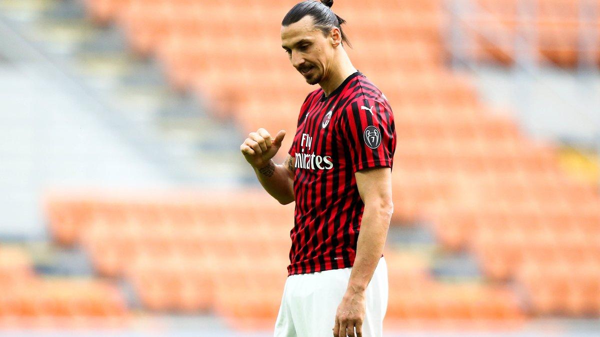 Mercato : Ibrahimovic vers un autre club italien cet été ?