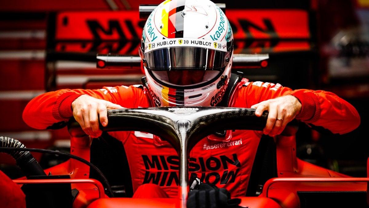 Formule 1 : Sebastian Vettel lâche un premier indice sur son avenir !