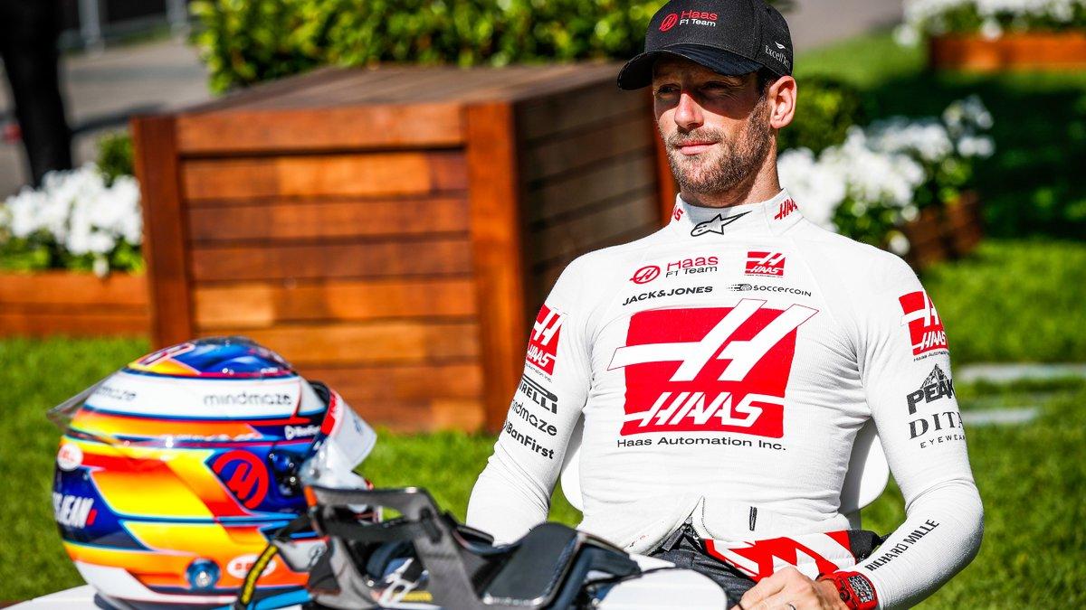 Formule 1 : Le patron de Haas justifie son choix de conserver Grosjean !