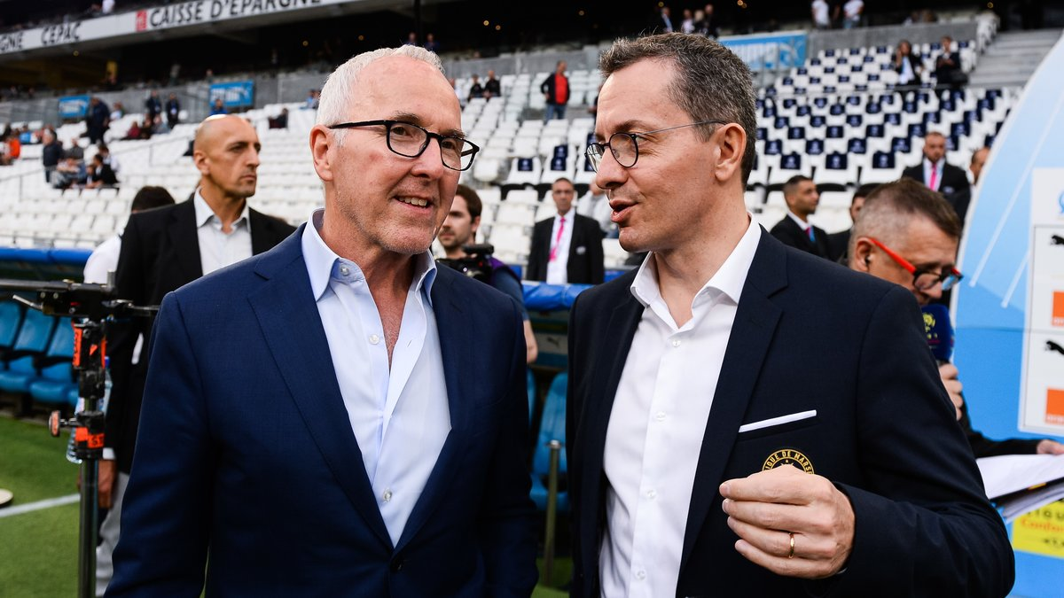 Mercato - OM : Frank McCourt doit-il licencier Jacques-Henri Eyraud ? - Le 10 Sport