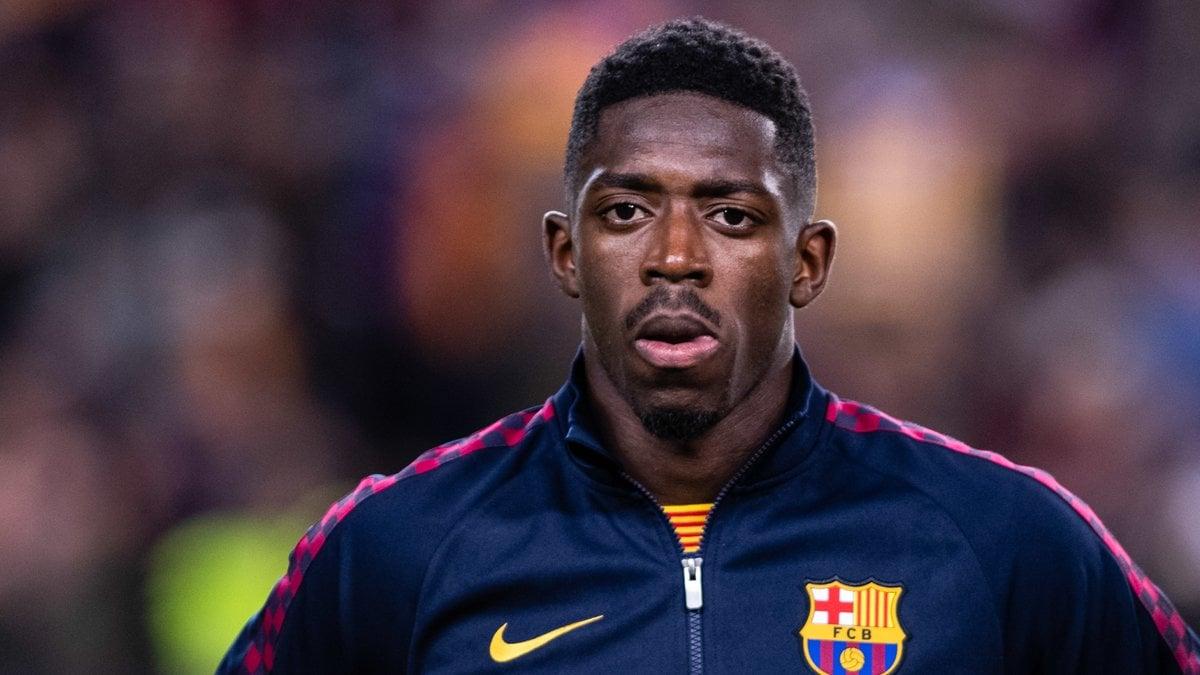Mercato - Barcelone : L'avenir d'Ousmane Dembélé totalement relancé ?
