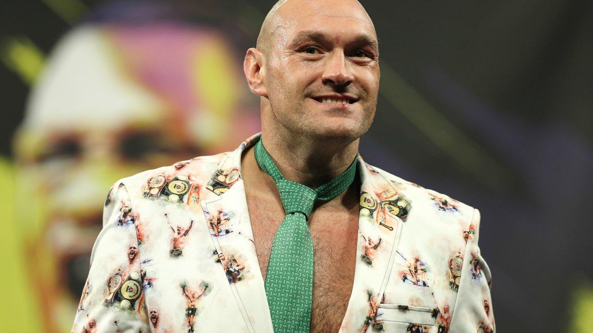 Boxe : Tyson Fury allume Deontay Wilder !