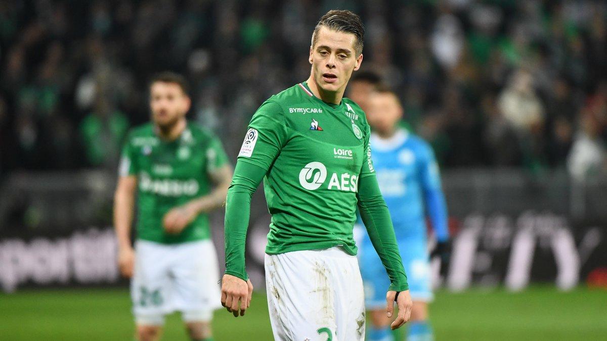 Mercato - ASSE : Le dossier Hamouma relancé par un club de Ligue 1 ?