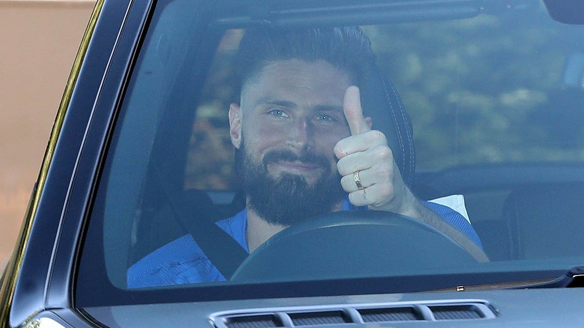 Mercato : Conte pense toujours à Olivier Giroud !