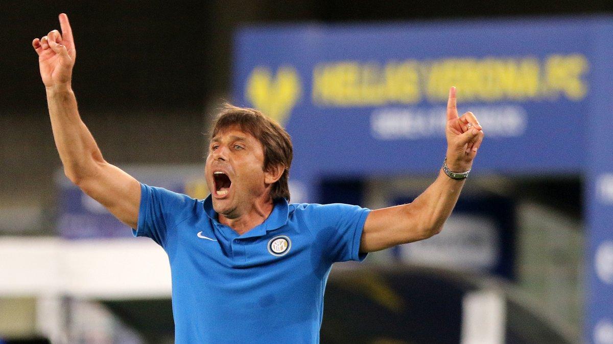 Mercato : L'Inter Milan aurait tranché pour l'avenir d'Antonio Conte !