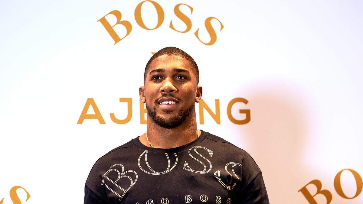 Boxe : Anthony Joshua s'en prend à Tyson Fury !