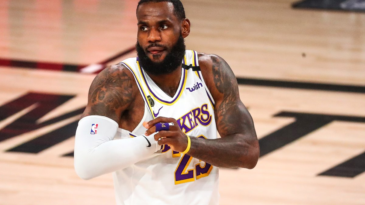 Basket - NBA : La grosse annonce de LeBron James avant les Finales !