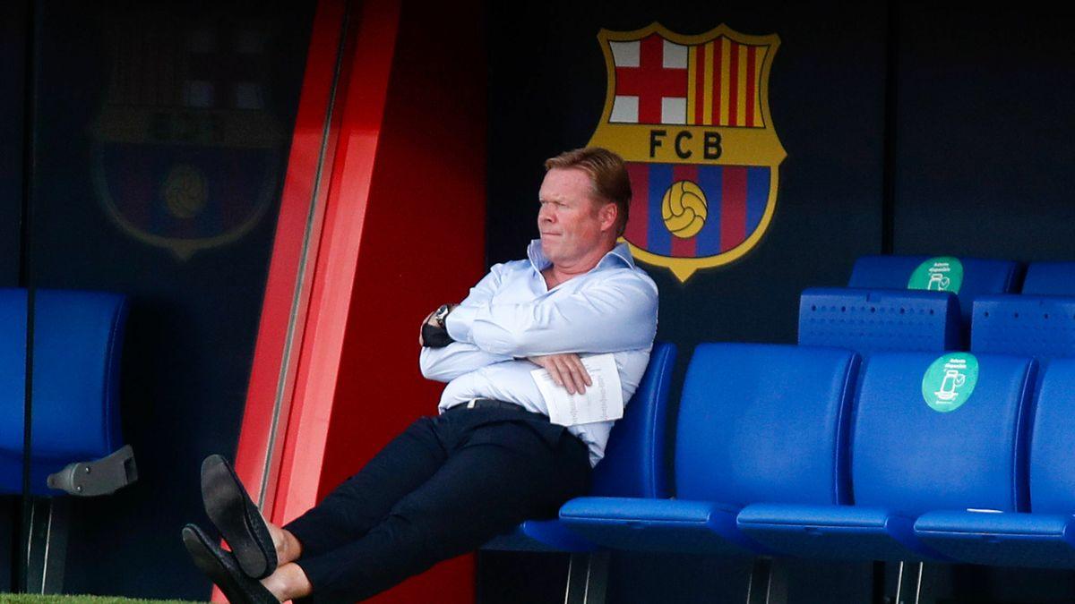 Mercato - Barcelone : Laporta aurait lancé un ultimatum à Koeman !