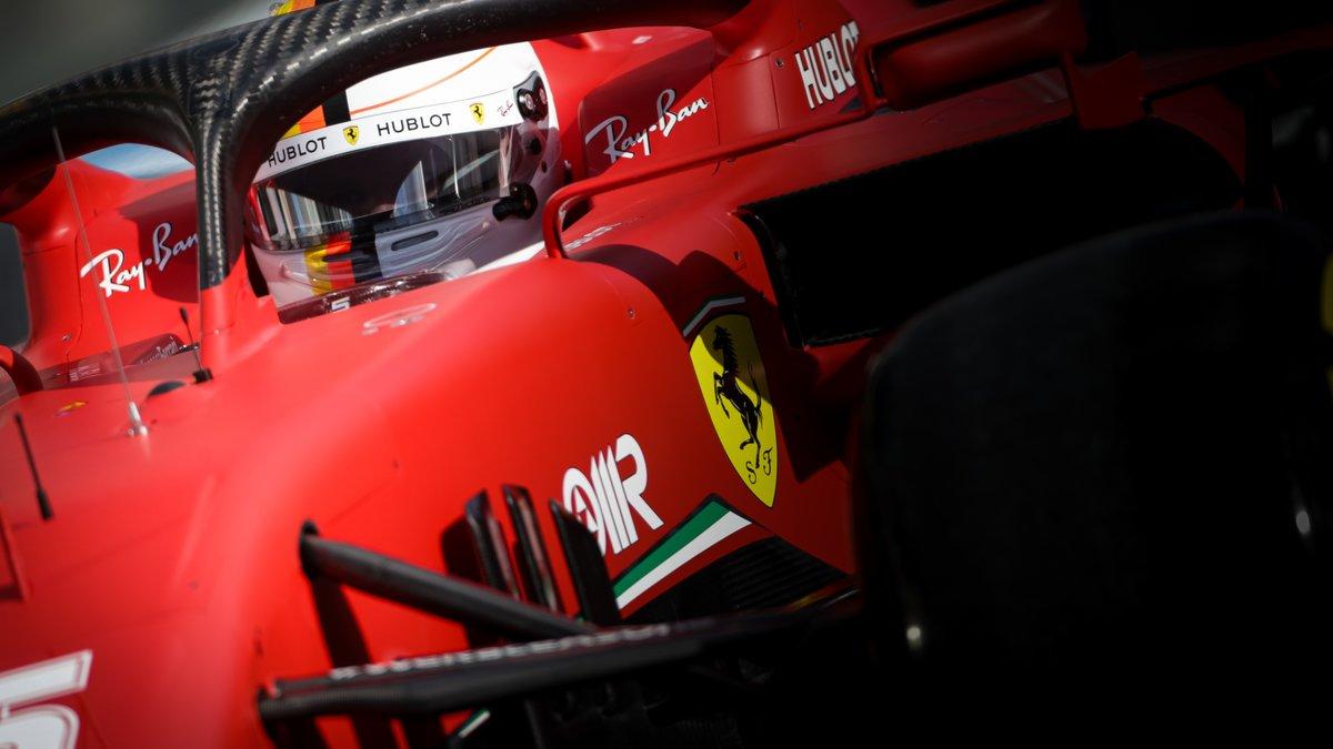 Formule 1 : Vettel s'interroge sur les performances de sa Ferrari !