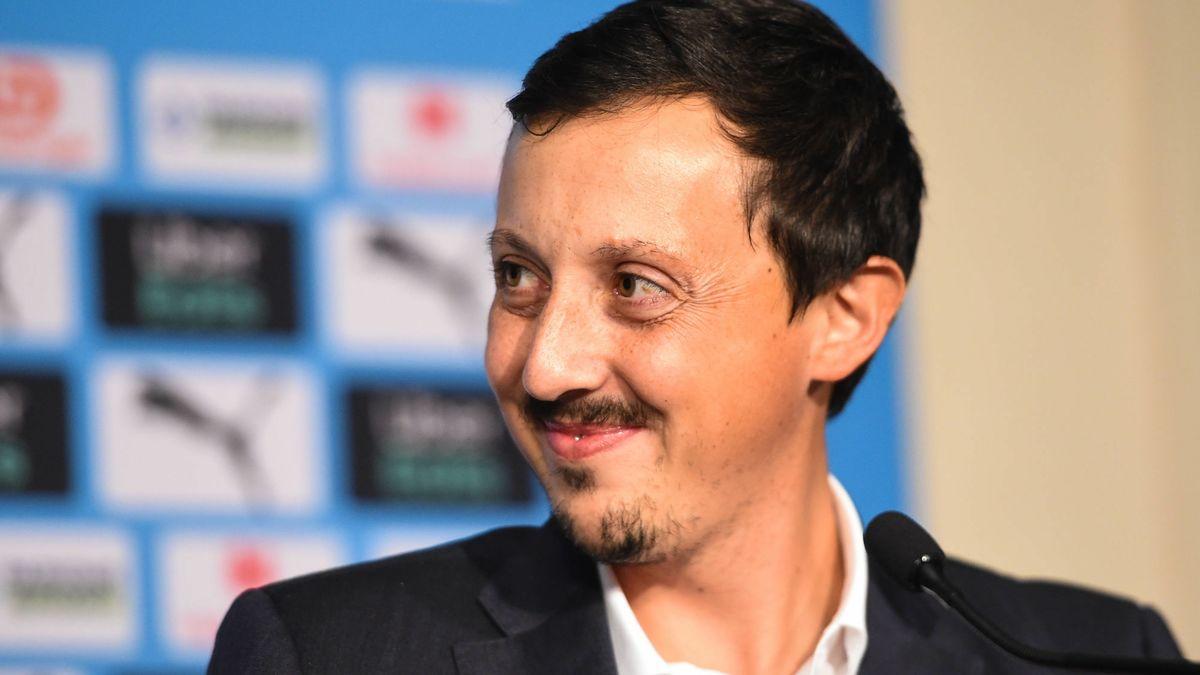 Mercato - OM : Longoria pose ses conditions pour le successeur de Villas-Boas ! - Le 10 Sport