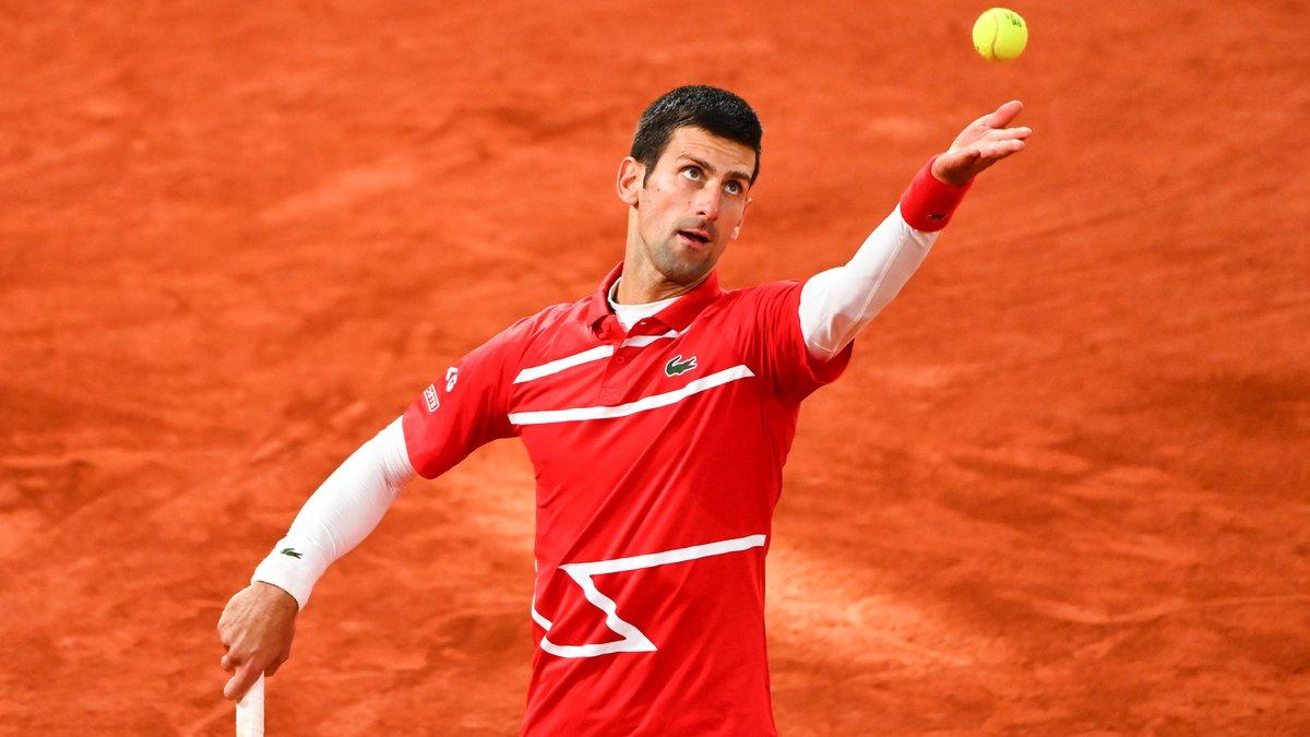Tennis : GOAT, n°1 mondial... Djokovic dévoile l'identité de son idole !