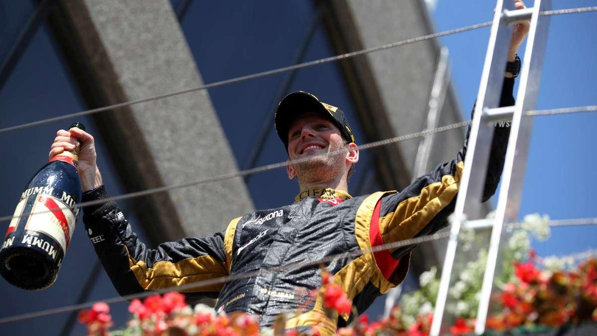 Formule 1 : Les deux objectifs manqués de Romain Grosjean !