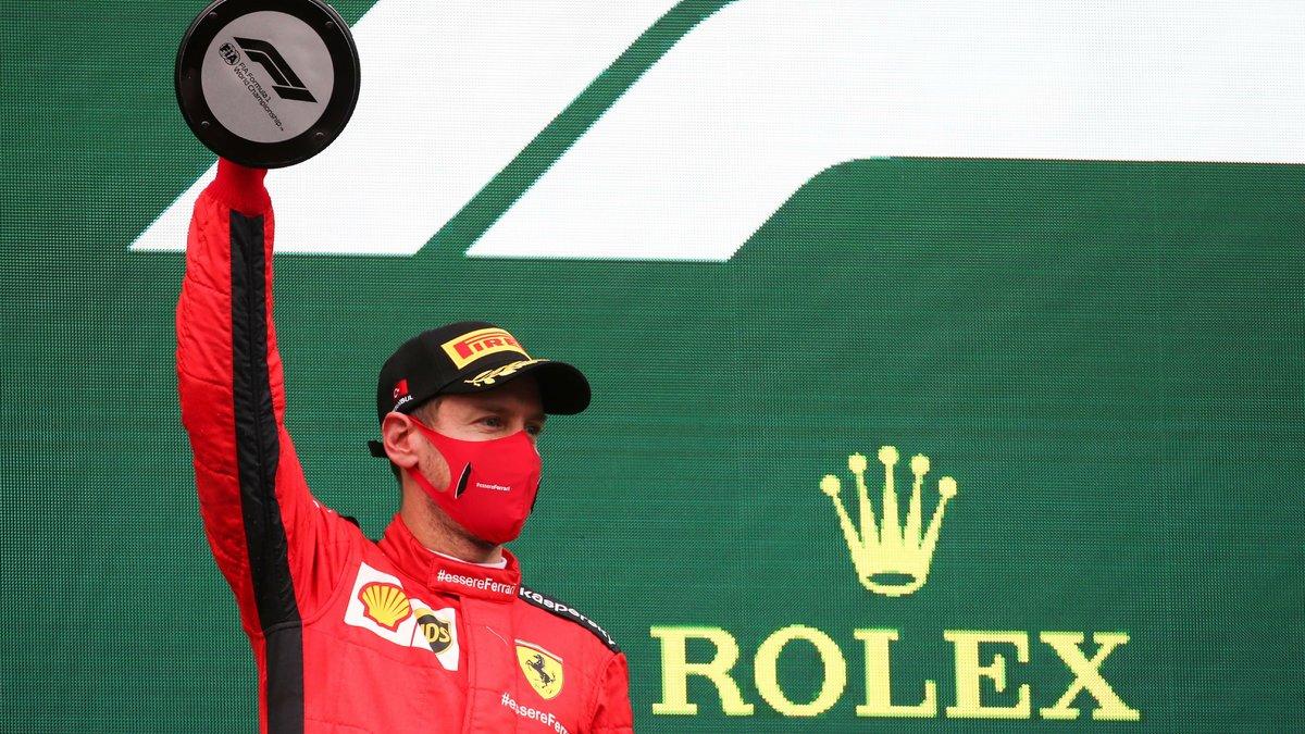 Formule 1 : L'énorme appel du pied de Vettel à Hamilton !