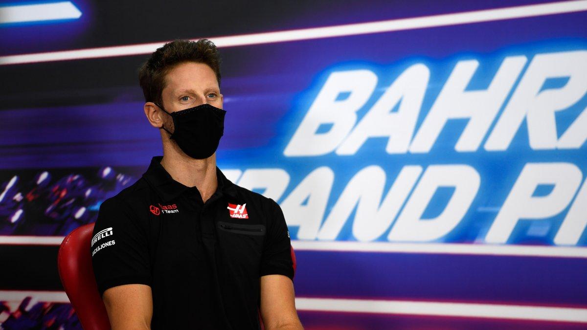 Formule 1 : Grosjean fait le bilan avant de quitter Haas !