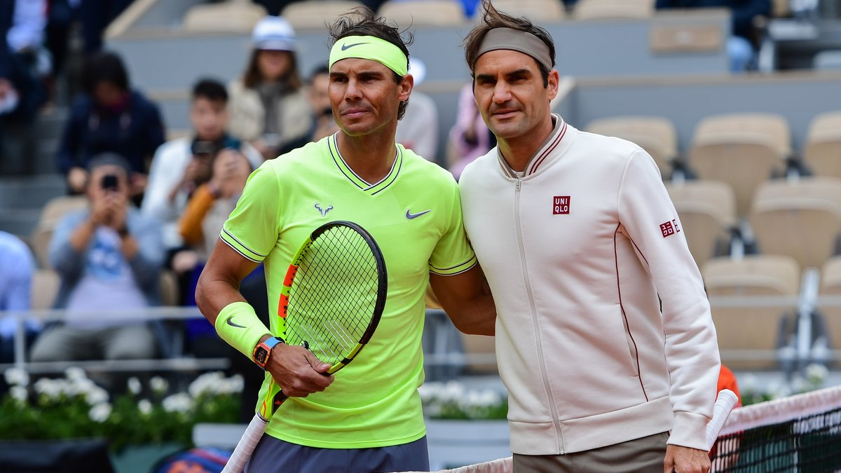 <b>Tennis</b> : Ce vibrant hommage de Roger Federer à Rafael Nadal !