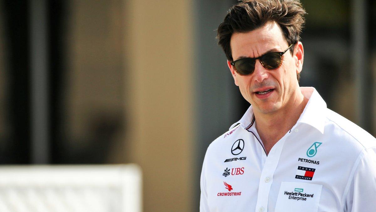 Formule 1 : Mercedes s'attend à un «tremblement de terre» en F1 !