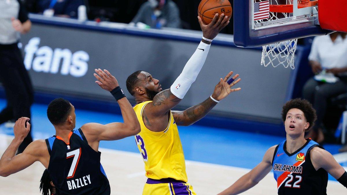 Basket - NBA : L'annonce lourde de sens de LeBron James sur son avenir !