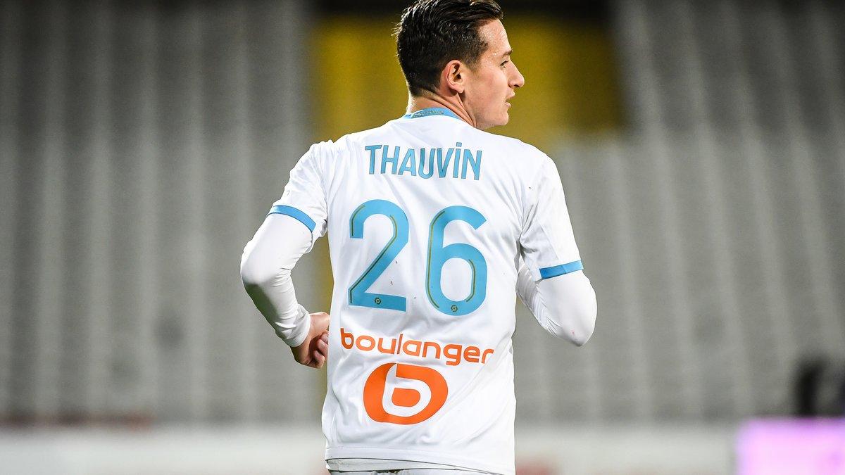 Mercato - OM : Au coeur des rumeurs, Florian Thauvin monte au créneau ! - Le 10 Sport